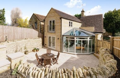 Big Cottages - Captivating Chipping Campden Cottage S78518