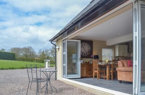 Last Minute Cottages - Gorgeous Shepton Mallet Lodge S80147