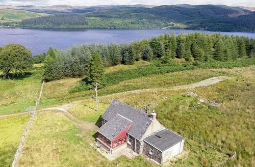 Big Cottages - Luxury Lochgilphead Lodge S80272