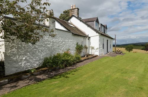 Last Minute Cottages - Wonderful Castle Douglas Cottage S84778
