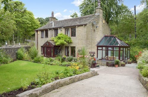 Big Cottages - Quaint Clitheroe And The Ribble Valley Cottage S84712