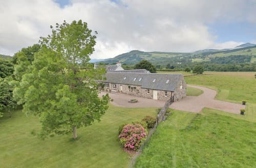 Last Minute Cottages - Gorgeous Pitlochry Apartment S86152