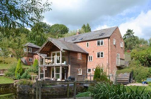 Big Cottages - Superb Nantwich Cottage S85907