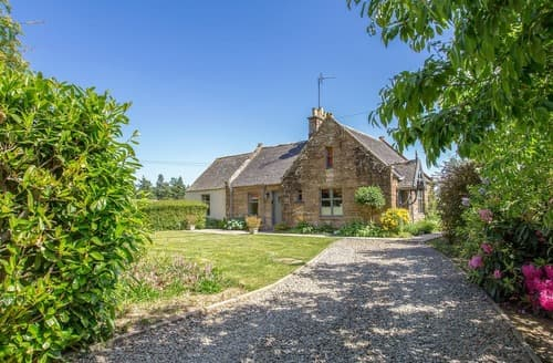 Last Minute Cottages - Lovely Banchory Cottage S85864