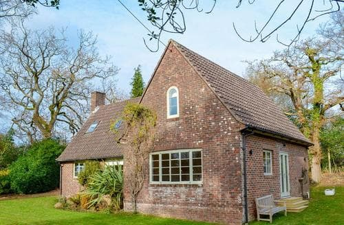 Last Minute Cottages - Excellent Burley Cottage S85796