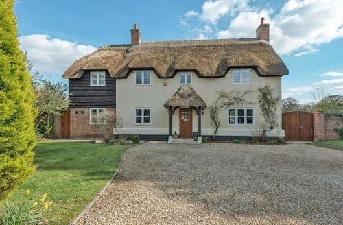 Big Cottages - Lovely Wimborne Cottage S85940