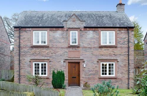 Big Cottages - Beautiful Carlisle Cottage S88469
