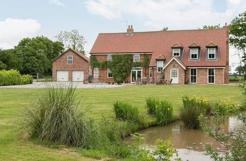 Big Cottages - Lovely Selby Cottage S57452