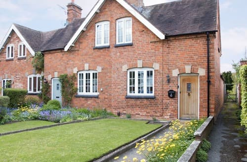 Last Minute Cottages - Quaint Stratford Upon Avon Cottage S89540
