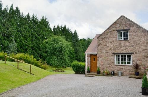 Last Minute Cottages - Stunning Coleford Cottage S50059