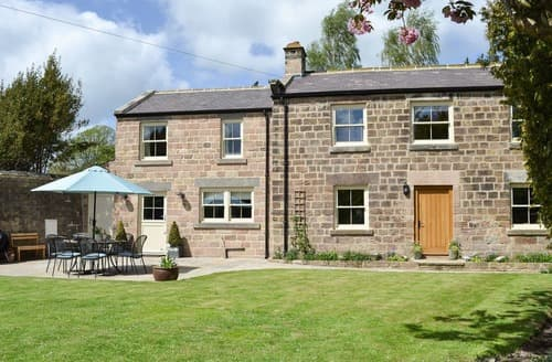 Big Cottages - Excellent Harrogate Cottage S91053