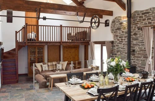 Big Cottages - Beautiful Laugharne And Llansteffan Cottage S94767