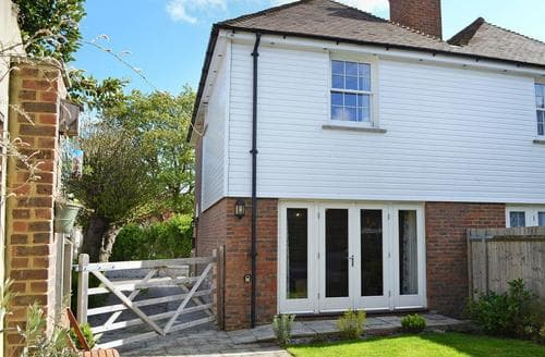 Last Minute Cottages - Gorgeous Dover Cottage S98247