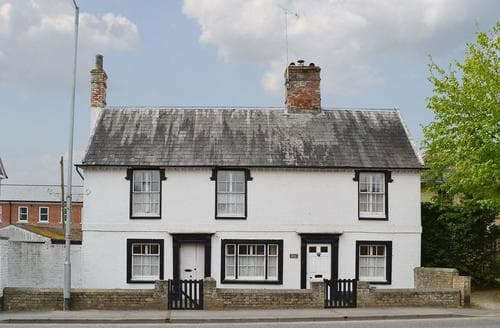Big Cottages - Captivating Aldeburgh Cottage S50400