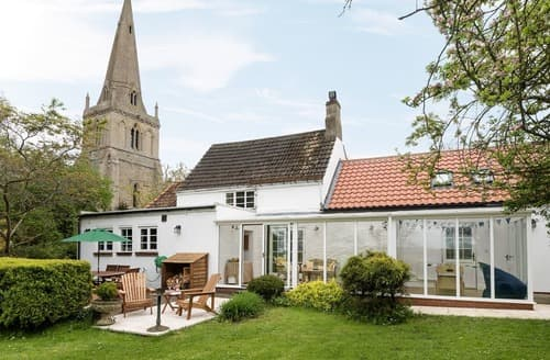 Last Minute Cottages - Wonderful All Nottinghamshire Cottage S98703