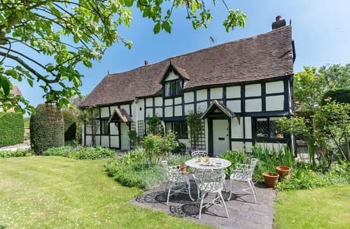 Last Minute Cottages - Tasteful Evesham Cottage S98731
