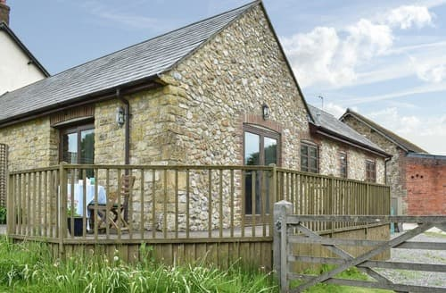Last Minute Cottages - Cosy Bettiscombe Cottage S100977