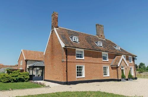 Big Cottages - Lovely Woodbridge Cottage S50632