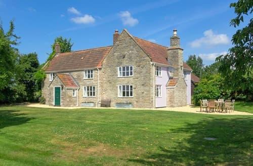 Last Minute Cottages - Beautiful Glastonbury Cottage S98772