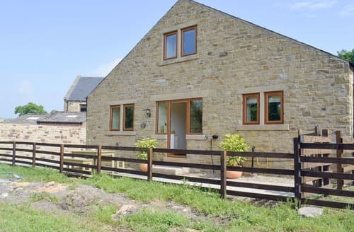 Big Cottages - Beautiful Clitheroe And The Ribble Valley Cottage S102818