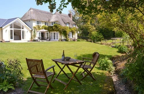 Last Minute Cottages - Charming Sidmouth Cottage S101305