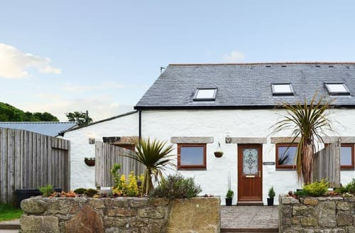 Last Minute Cottages - Stunning Falmouth Cottage S104407