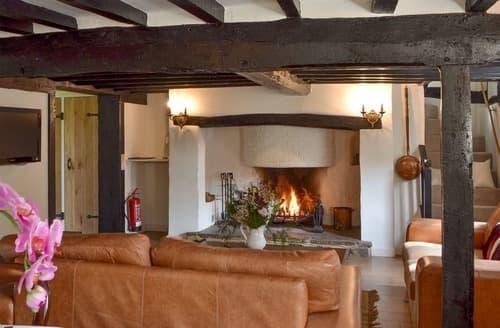Last Minute Cottages - Tasteful Uckfield Cottage S104344