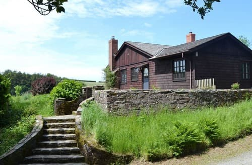 Dog Friendly Cottages - Wonderful Lynton Cottage S105164