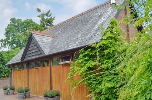 Big Cottages - Beautiful Brockenhurst Lodge S105488