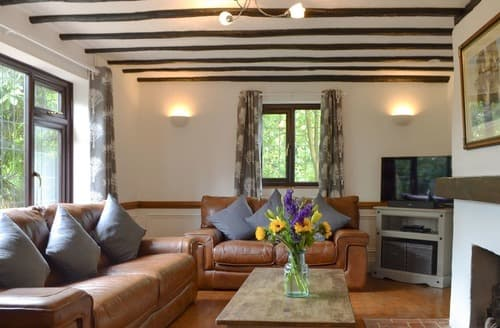 Big Cottages - Exquisite Petersfield Cottage S105448