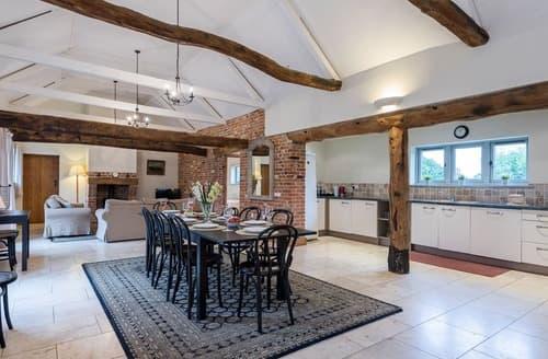 Big Cottages - Adorable Fakenham Cottage S125051