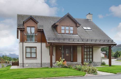 Big Cottages - Superb Aviemore Cottage S114313