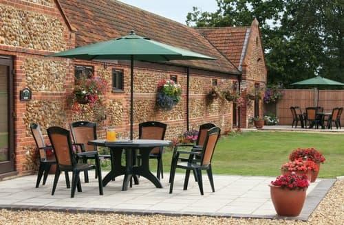 Big Cottages - Excellent Fakenham Cottage S121923