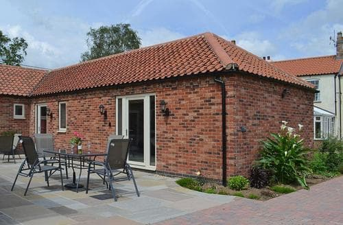 Last Minute Cottages - Luxury All Nottinghamshire Cottage S60813