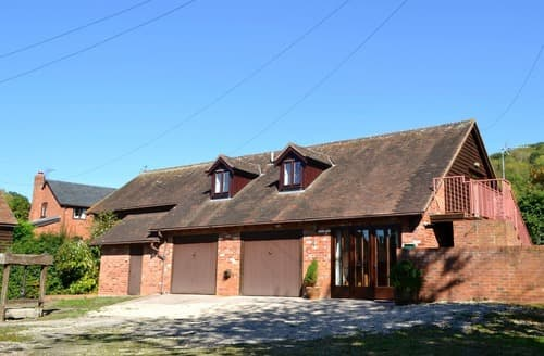 Last Minute Cottages - Excellent Hereford Cottage S123719