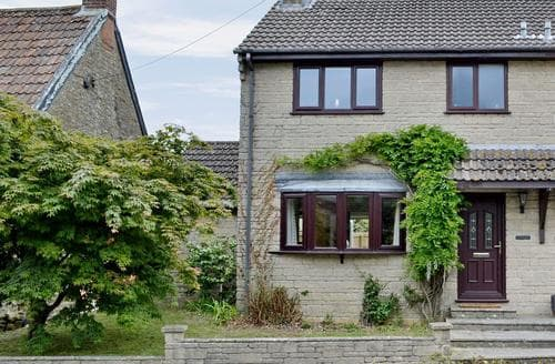Big Cottages - Cosy Beaminster Cottage S57754