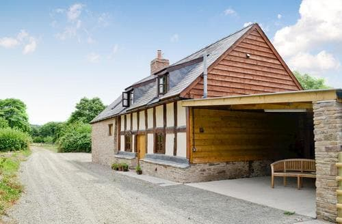 Last Minute Cottages - Quaint Hay On Wye Cottage S67675