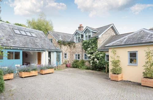 Big Cottages - Attractive Honiton Cottage S57788