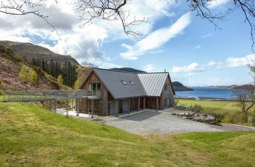 Big Cottages - Captivating Lochgilphead Cottage S69757