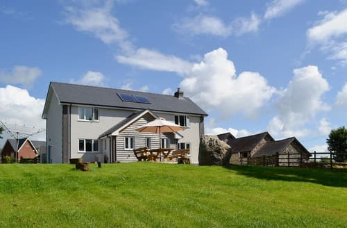 Big Cottages - Gorgeous Llandrindod Wells Cottage S70051
