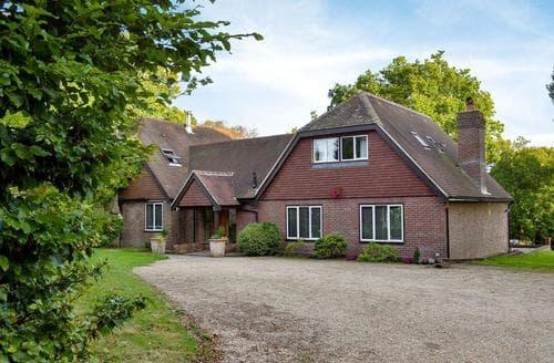 Big Cottages - Stunning Uckfield Cottage S70377