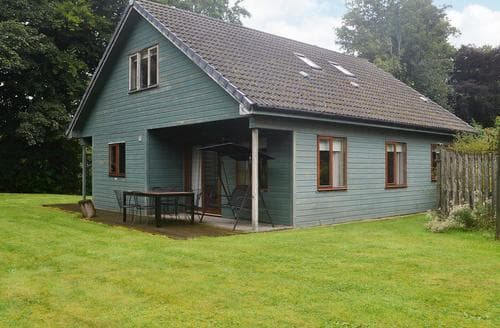 Big Cottages - Charming Callander Cottage S70804