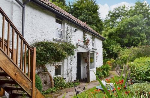 Last Minute Cottages - Tasteful Coleford Cottage S72308