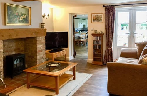 Last Minute Cottages - Luxury Horncastle Cottage S72618
