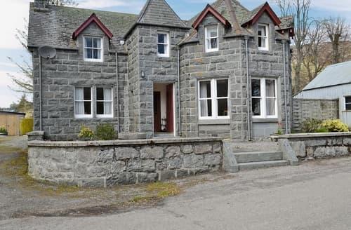 Big Cottages - Cosy Lairg Cottage S22859