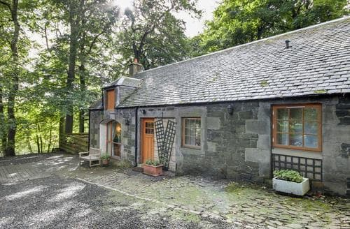 Last Minute Cottages - Splendid Edinburgh Cottage S23452