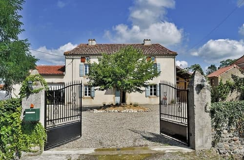 Last Minute Cottages - Gers - W15086
