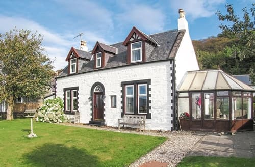 Big Cottages - Beautiful All Isle Of Arran Cottage S23839