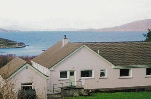 Big Cottages - Wonderful Kyle Of Lochalsh Cottage S22770