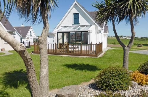 Big Cottages - Excellent Fethard On Sea Cottage S59424